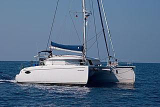 """catamaran FP Orana 44 """"Petrovich"""""""