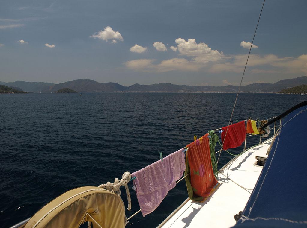 Летний яхтинг - это спокойный отдых на яхте